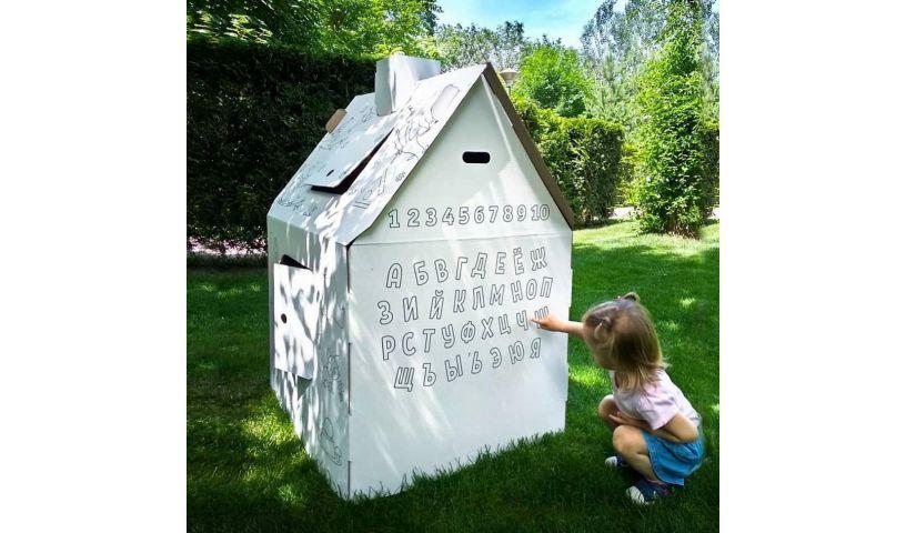 Картонный домик — Объявление на GoSauda